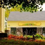 Tangerinis Farm - Fall Distribution Room Sign